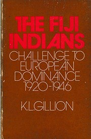 Cover of: The Fiji Indians | Kenneth L. Gillion