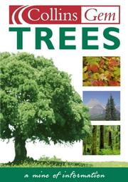 Cover of: Trees | Alastair Fitter