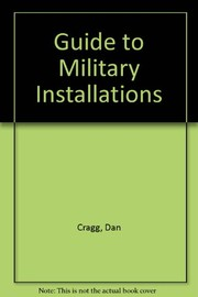Cover of: Guide to military installations | Dan Cragg