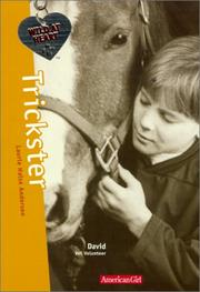 Cover of: The Trickster: David (Vet Volunteers #3)