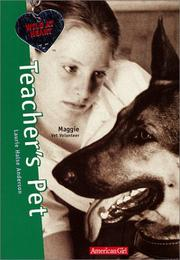 Cover of: Teacher's Pet (Vet Volunteers #7)