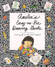 Cover of: Amelia's easy-as-pie drawing guide