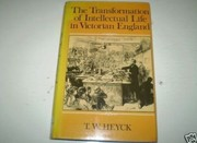 The transformation of intellectual life in Victorian England