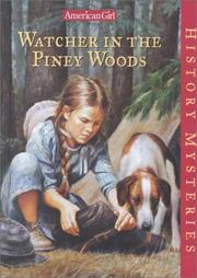 Cover of: Watcher in the piney woods
