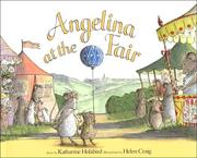 Cover of: Angelina at the fair