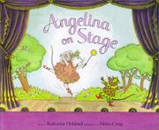 Cover of: Angelina on stage