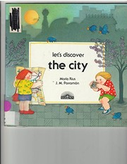 Cover of: Let's discover the city