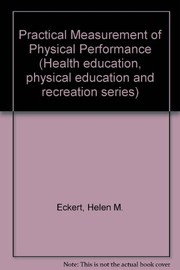 Cover of: Practical measurement of physical performance
