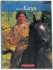 Cover of: Meet Kaya