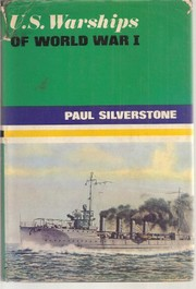 Cover of: U.S. warships of World War I | Paul H. Silverstone