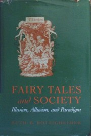 Cover of: Fairy tales and society |