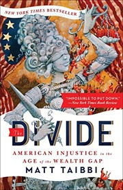 Cover of: The Divide: American Injustice in the Age of the Wealth Gap