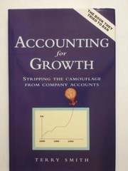 Cover of: Accounting for growth | Smith, Terry