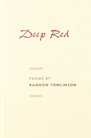 Cover of: Deep red | Rawdon Tomlinson