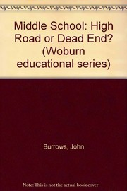 Cover of: The middle school | Burrows, John