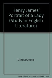 Cover of: Henry James: The  portrait of a lady""