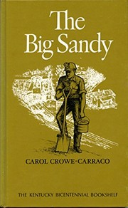 Cover of: The Big Sandy | Carol Crowe-Carraco