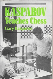 Cover of: Kasparov teaches chess