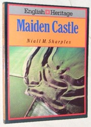 Cover of: English Heritage book of Maiden Castle | Niall M. Sharples