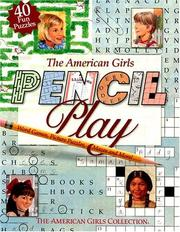 The American Girls Pencil Play by American Girl