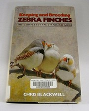 Keeping and breeding zebra finches