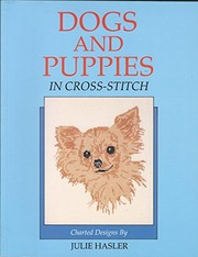 Cover of: Dogs and Puppies in Cross Stitch