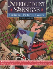 Cover of: Needlepoint designs