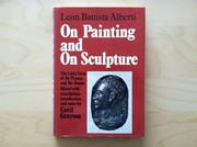Cover of: On painting and On sculpture. | Leon Battista Alberti