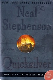 Cover of: Quicksilver | Neal Stephenson