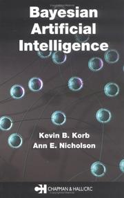 Cover of: Bayesian artificial intelligence |