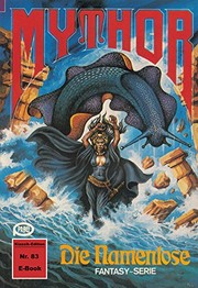 Cover of: Mythor 83: Die Namenlose (German Edition) | Hubert Haensel