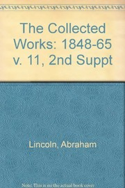 Cover of: Collected works: The Abraham Lincoln Association, Springfield, Illinois.
