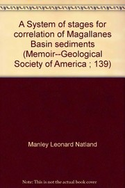 Cover of: A System of stages for correlation of Magallanes Basin sediments |