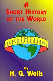 Cover of: A short history of the world