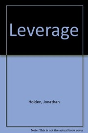 Cover of: Leverage ([Virginia Commonwealth University series for contemporary poetry])