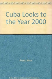 Cover of: Cuba looks to the year 2000 | Marc Frank