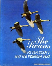 Cover of: The swans | Scott, Peter Markham Sir