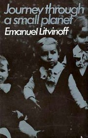 Cover of: Journey through a small planet. | Emanuel Litvinoff