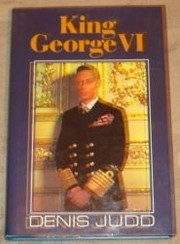 Cover of: King George VI: 1895-1952