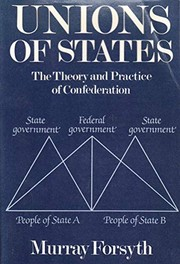 Cover of: Unions of states | Murray Forsyth