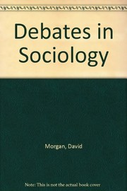 Cover of: Debates in sociology