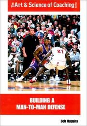 Cover of: Building a Man-To-Man Defense