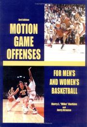 Cover of: Motion Game Offenses for Men