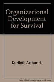 Organizational development for survival