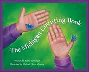 Cover of: The Michigan counting book