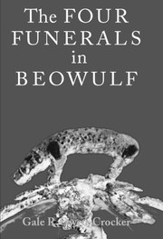 Cover of: The four funerals in Beowulf