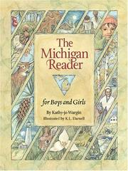 Cover of: The Michigan reader for boys and girls