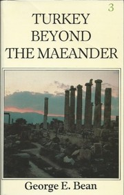 Cover of: Turkey beyond the Maeander