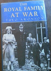 Cover of: The royal family at war