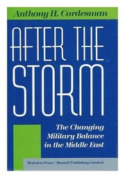 Cover of: After the storm | Anthony H. Cordesman